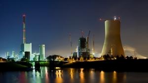 power plant TECMON
