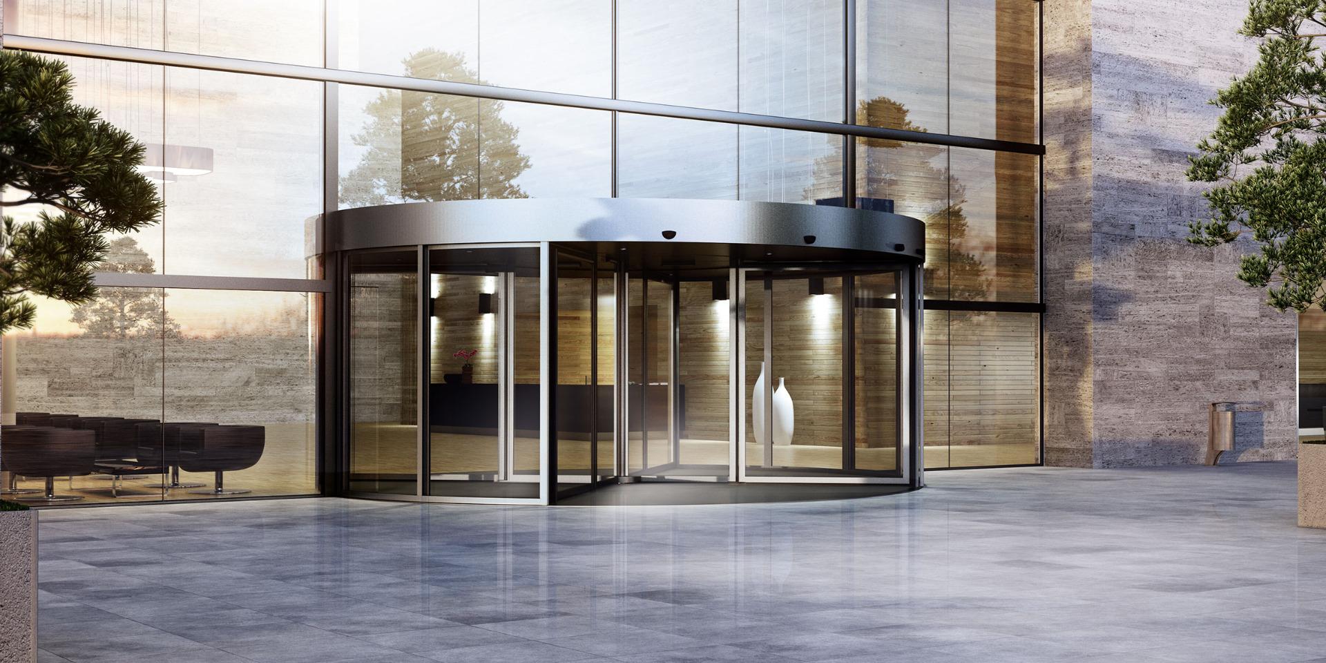 Izrada i ugradnja automatskih ulaznih vrata